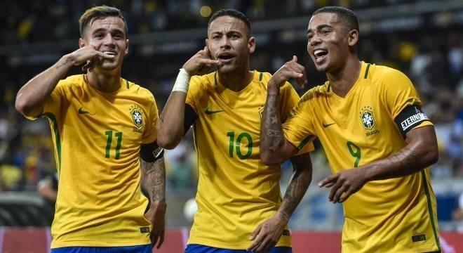 'Mais que 5 estrelas, 200 milhões de corações' será o slogan do Brasil