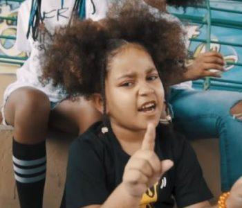 Elis MC: conheça a menina de seis anos que bomba nas redes com discurso contra o racismo