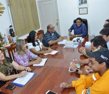 Prefeitura de Palmeira faz reunião com comissão do São João do Povo 2018