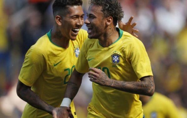 Brasil e Argentina se enfrentam na Arábia em amistoso nesta terça