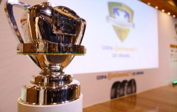 Copa do Brasil terá Brasiliense x CRB, Mixto-MT xCSA e Bragantino-PA x ASA