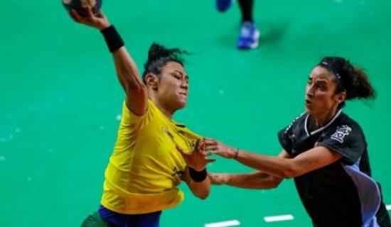 Após vitória em Maceió, seleção de handebol se classifica para o Mundial