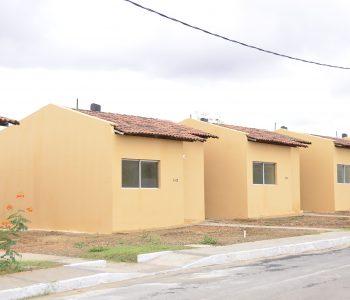 Sorteados com casas do Brivaldo receberão chaves nesta quarta (12)