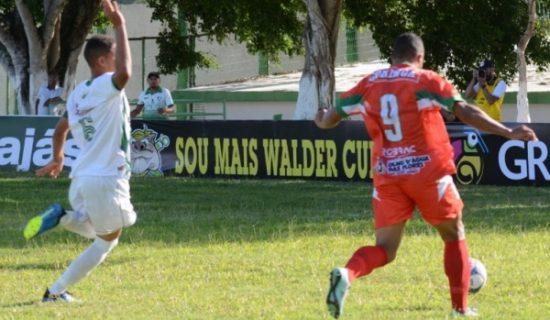 CEO vence bem o Murici fora de casa e segue em 4º lugar no Alagoano: 3 a 1