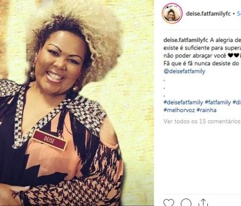 Corpo da cantora Deise Cipriano, do Fat Family, é velado na Alesp