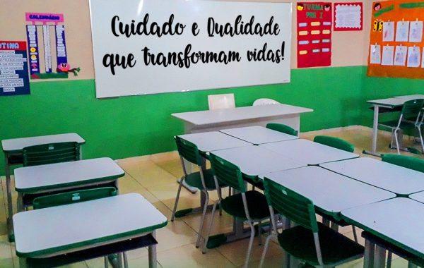 Prefeito Júlio Cezar entrega escola recuperada na comunidade de Serra da Mandioca