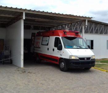 Duas pessoas ficam feridas após reagirem a roubo em Palmeira