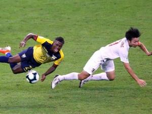Equador e Japão caem e colocam o Paraguai no caminho do Brasil