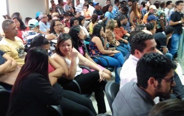 Por 10 votos a 1, Câmara de Vereadores de Rio Largo cassa mandato de prefeito
