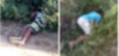 Dois menores são assassinados a tiros em Minador do Negrão
