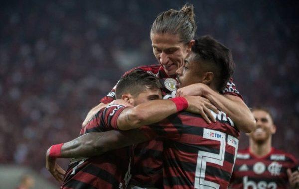 Flamengo tem o melhor ataque do futebol brasileiro na temporada 2019
