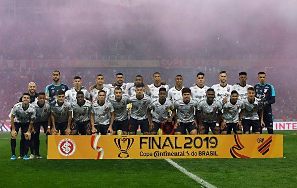 A Copa do Brasil é do Rubro-Negro Paranaense