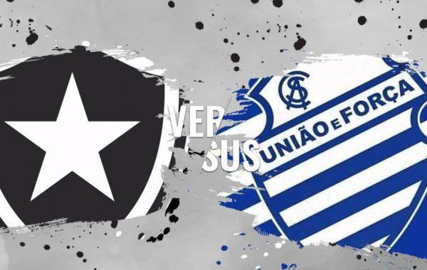 CSA se complica após perder para o Botafogo no Rio de Janeiro