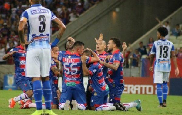 CSA perde para o Fortaleza se fica em situação delicada na tabela da Série A