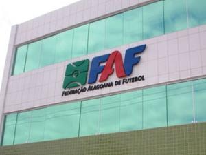 Por causa do coronavírus, FAF prorroga suspensão do Campeonato Alagoano