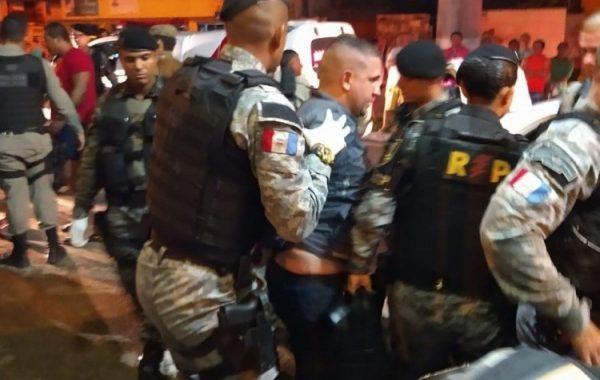 Policiais são suspeitos de matar a tiros comerciante no bairro da Serraria