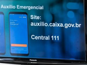 3,9 milhões recebem hoje o auxílio emergencial; veja quem tem direito!