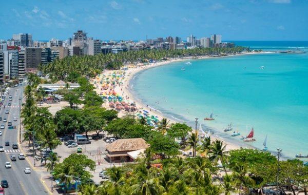 Ventos devem diminuir a partir desta quinta-feira em Alagoas
