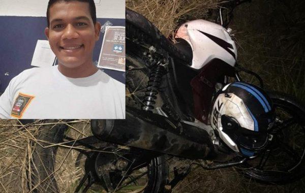 Guarda municipal morre em grave acidente na BR-424, em Garanhuns