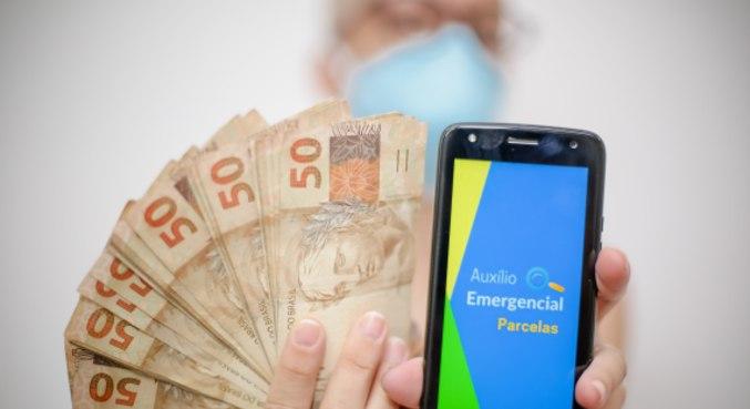 Caixa libera último saque do auxílio emergencial a 3,4 milhões