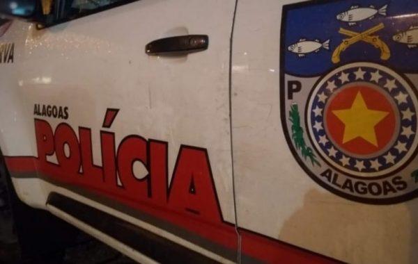 População tenta linchar motorista que atropelou duas pessoas na AL-115, em Igaci