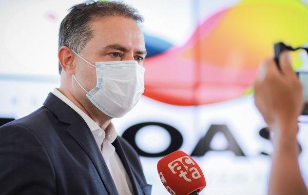 Renan Filho anuncia chegada da vacina contra Covid-19 em Alagoas