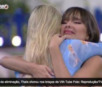 Thaís é eliminada do 'Big Brother Brasil 21' com 82,29% dos votos