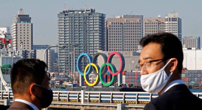 Tóquio ainda lamenta casos de covid-19 a 100 dias da Olimpíada