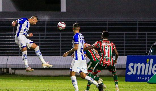 CSE é derrotado para o CSA está fora da final do Campeonato Alagoano