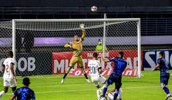 Na volta da torcida, CSA se impõe no Rei Pelé e vence o Botafogo