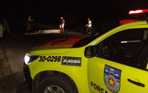 Sobrinho de vice-prefeito de Palmeira sofre sequestro-relâmpago
