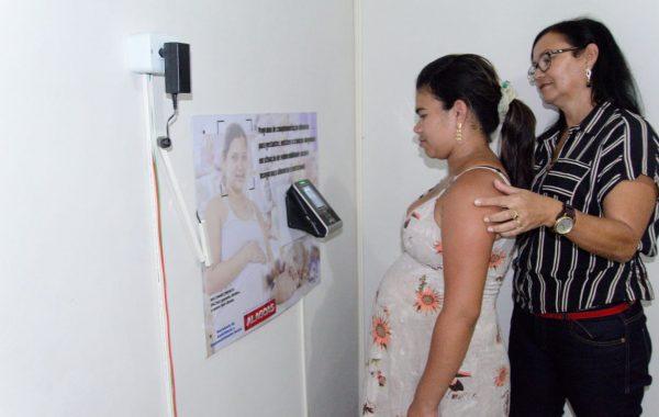 Prefeitura de Palmeira inicia cadastramento facial para gestantes e nutrizes