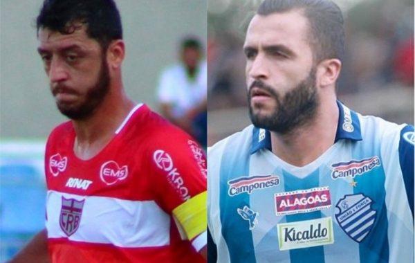 No DM, regatiano Felipe Menezes e azulino Ronaldo Alves são dúvidas para final