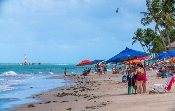 Feriadão tem ocupação hoteleira média de 80% em Alagoas