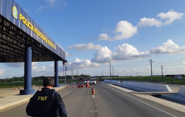 """PRF inicia """"Operação Finados"""" nas rodovias de AL nesta sexta"""