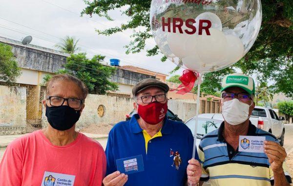 Hospital Santa Rita vacina 100% dos seus colaboradores contra o COVID-19