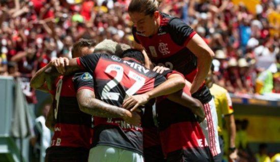 Supercopa pode render até R$ 5 milhões ao Flamengo; veja programação do time