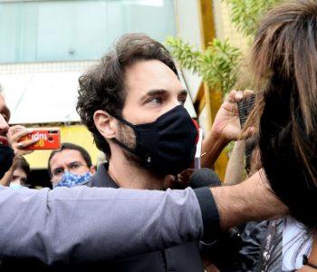 Dr. Jairinho e a mãe de Henry passam a 1ª noite presos em cadeias separadas; eles ficarão 14 dias em quarentena