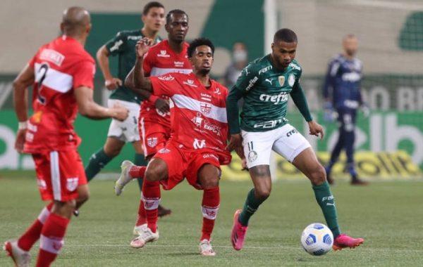 CRB elimina Palmeiras da Copa do Brasil após ganhar nos pênaltis de 1×0