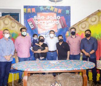 Prefeitura de Palmeira dos Índios lança Arraiá Virtuá – Estação Multicultural